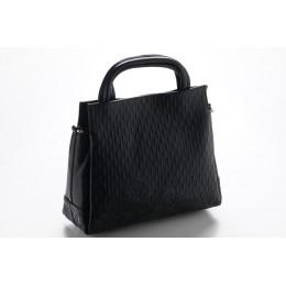حقيبة يد بنمط مطبع بتصميم انيق