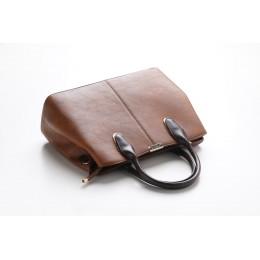 حقيبة يد جلد عملية وانيقة